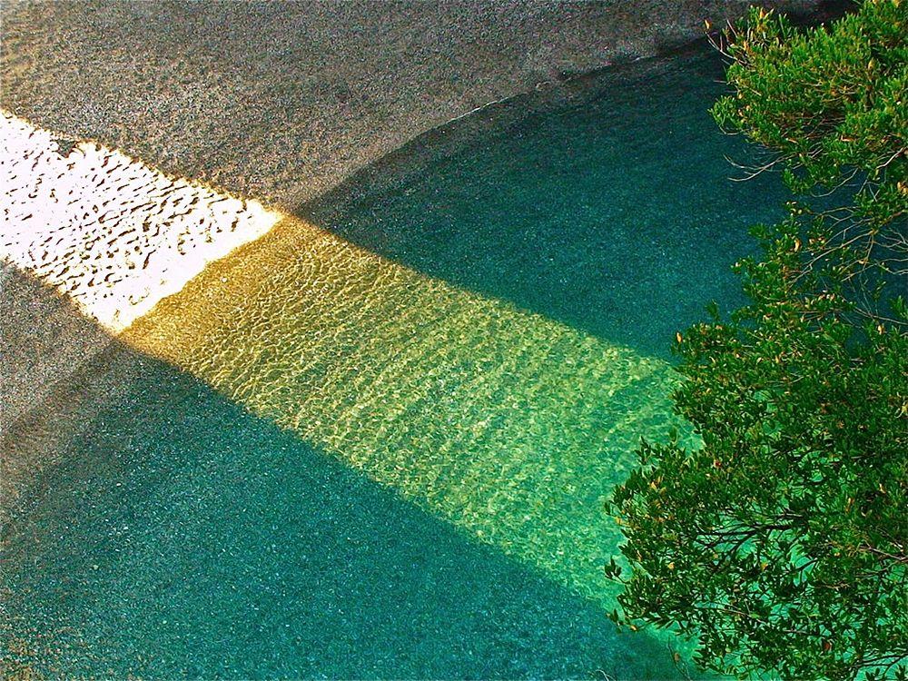 L'acqua smeraldina dell'Arcomagno, San Nicola Arcella (Cs) - Ph. Stefano Contin
