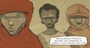 Comunicare la Migrazione: a Trebisacce un dibattito e una mostra di tavole a fumetti
