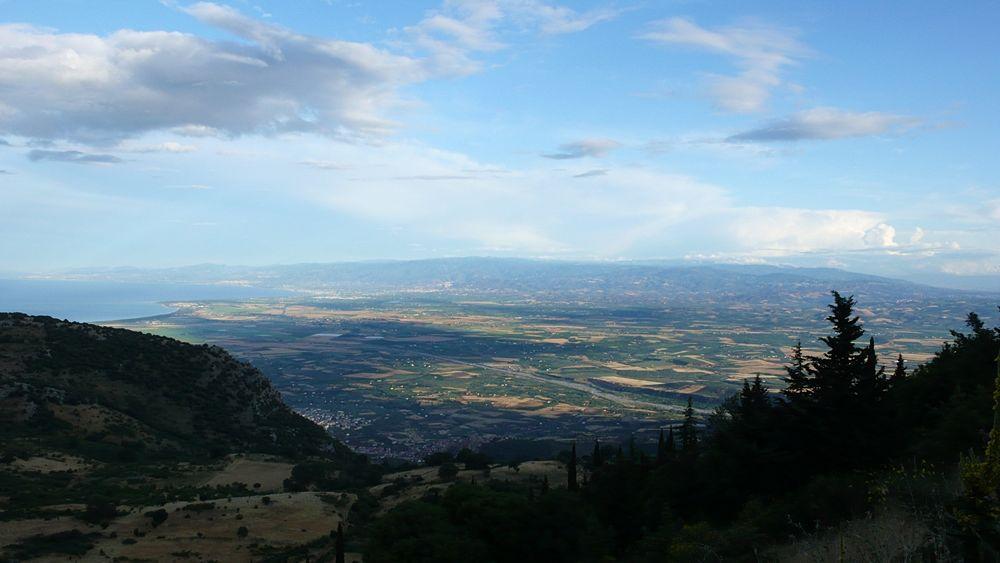 Calabria - Vista sulla costa e sull'entroterra dell'Alto Jonio cosentino - Ph. © Andrea Martini di Cigala