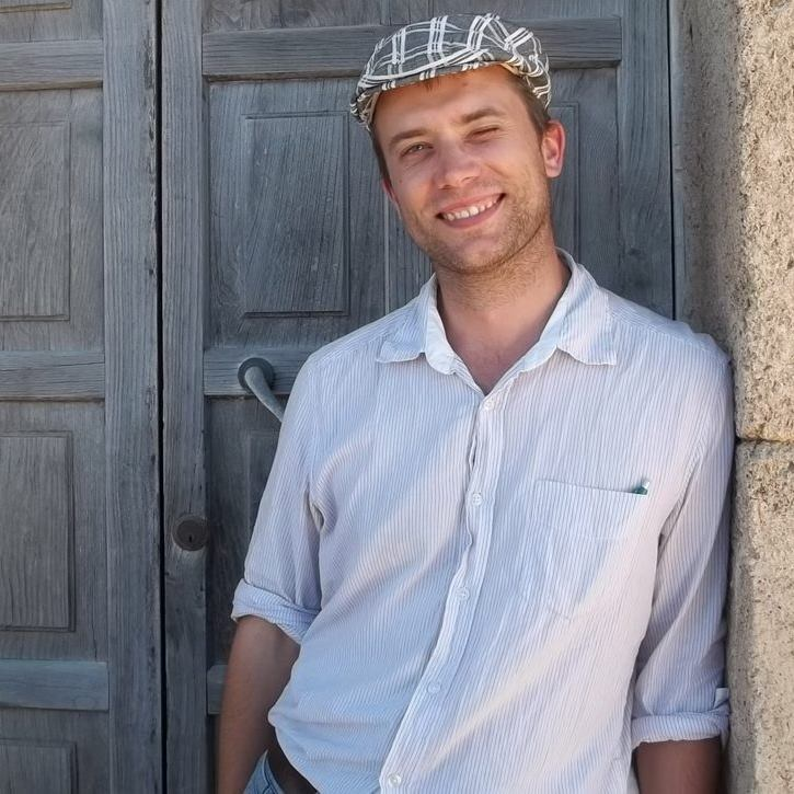 Gabriel Zuchtriegel, direttore del Museo e del Parco Archeologico di Paestum - Ph. Zuchtrigel FB Page