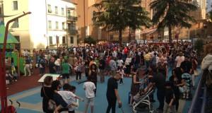 Inaugurato a Cosenza il più grande parco giochi inclusivo del Sud Italia