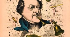 Ospiti del salotto di Rossini. A Giovinazzo lo spumeggiante spettacolo dedicato al grande compositore