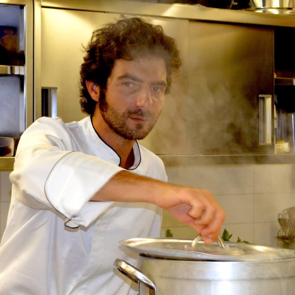 Lo chef calabrese Manfredi Bosco
