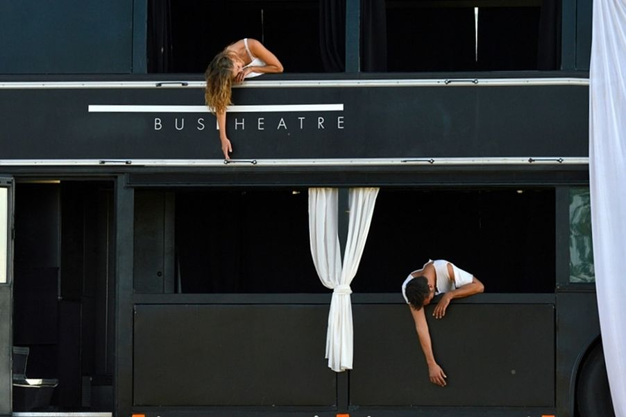 Bus Theatre - Ph. © Angela Capurso