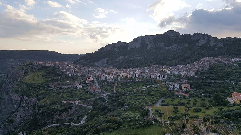 Veduta panoramica di Civita (Cosenza) - Ph. © Anna Laura Orrico