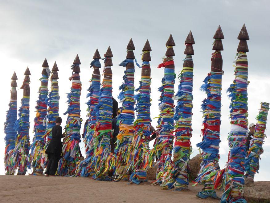 Rituali mongoli sull'isola di Olchon - Ph. Giovanni Battista Sapienza