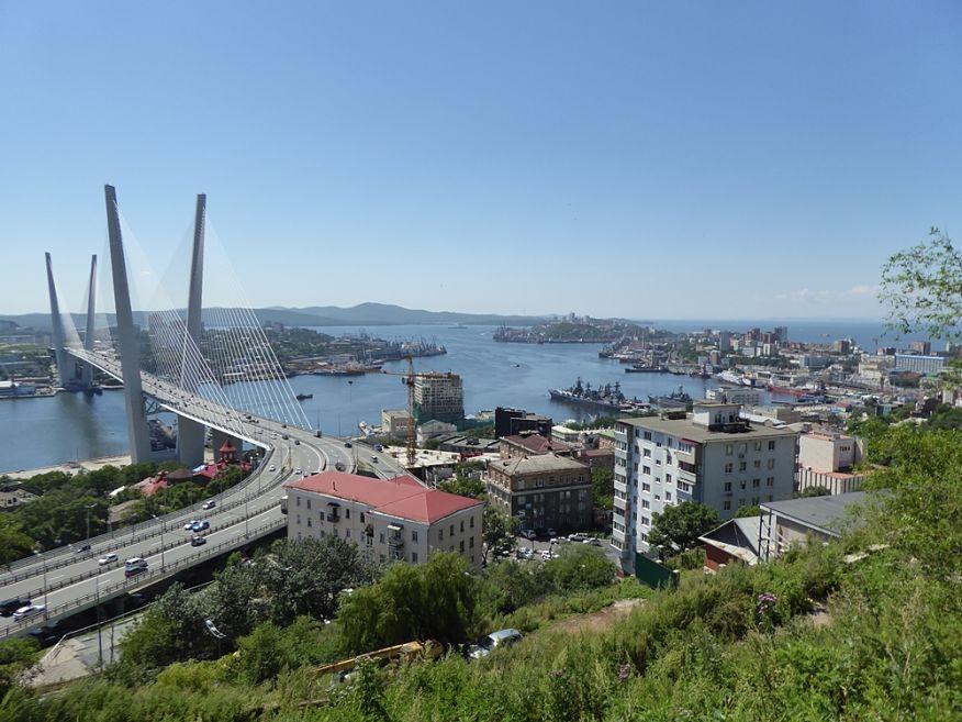 Veduta di Vladivostok, Russia - Ph. Giovanni Battista Sapienza