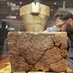 In Sardegna il torchio da vino più antico del Mediterraneo