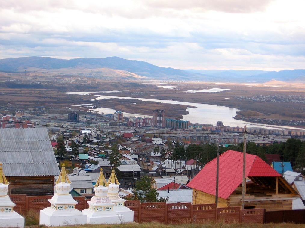 Veduta di Ulan Ude, Repubblica di Buriazia, Russia - Image source