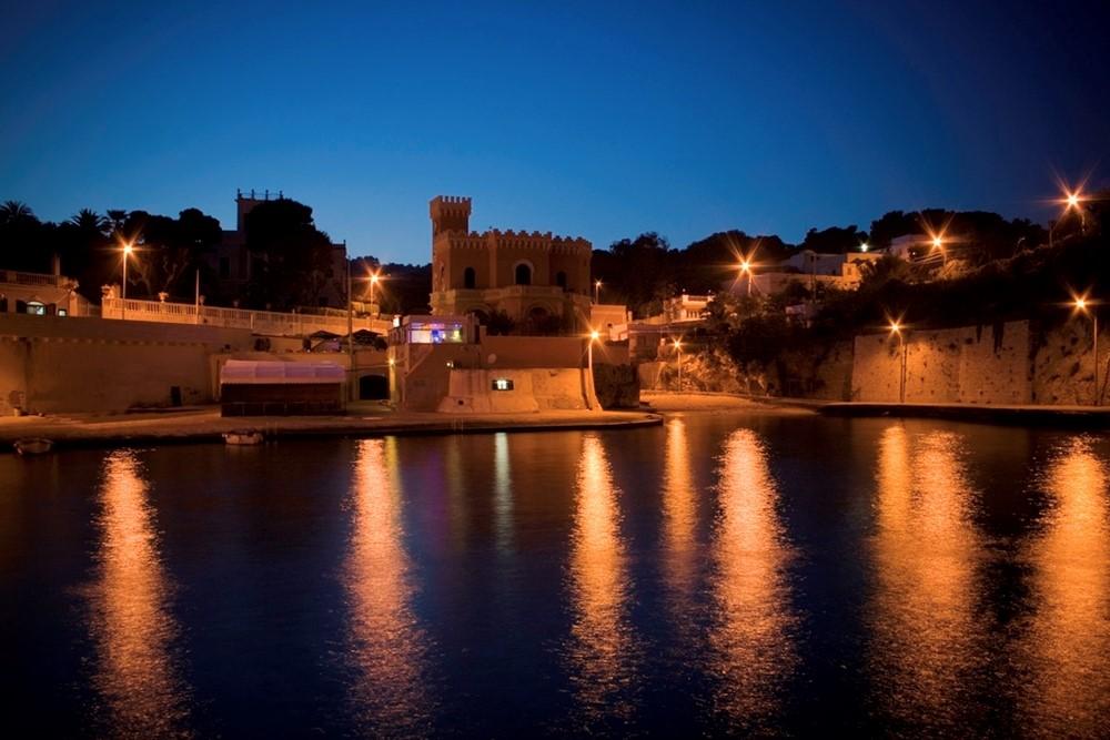 Scorcio notturno di Tricase Porto (Lecce) - Ph. Donato Accogli | ccby2.0