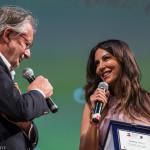Sabrina Ferilli si racconta al Bif&st 2017 e ritira il Federico Fellini Platinum Award per l'eccellenza cinematografica
