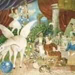 Parade: in mostra a Napoli la più grande opera pittorica di Picasso