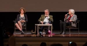 Fanny Ardant e Margarethe von Trotta al Bif&st 2017: «Il cinema è passione»