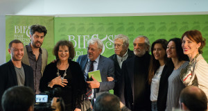 Bif&st: a Bari la regista Fanny Ardant e il cast del film Nobili Bugie incontrano pubblico e stampa