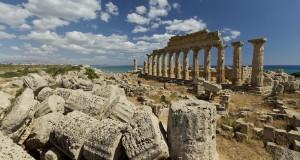 Selinunte: scoperti il punto di fondazione e il primo santuario dell'antica città magno greca