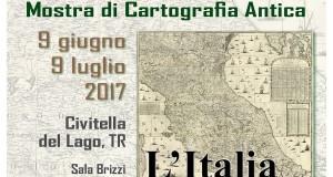 L'Italia di Mezzo. La Cartografia storica del Centro Italia dal XVI al XIX secolo nelle collezioni private