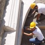 Eccezionale scoperta a Pompei: riemerge la tomba di un grande mecenate dei giochi gladiatori