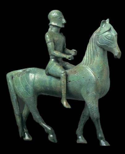 Cavaliere di Grumentum 2