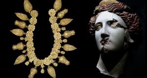 Ori della Magna Grecia | Il «tesoro» della Sacerdotessa di Taranto al British Museum