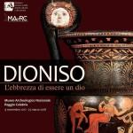 Dioniso, l'ebbrezza di essere un dio. Grande mostra al Museo Archeologico di Reggio Calabria
