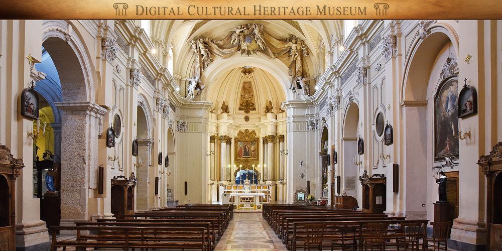 Chiesa Convento S. Francesco di Paola, Cosenza | Image Credits: Fondazione Culturale 'Paolo di Tarso'