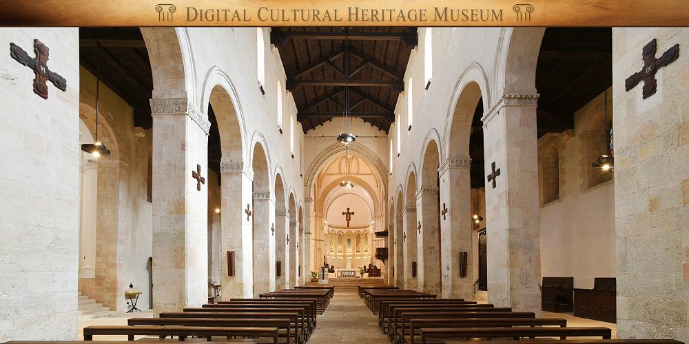 Cattedrale di S. Maria Assunta, XIII sec., Cosenza