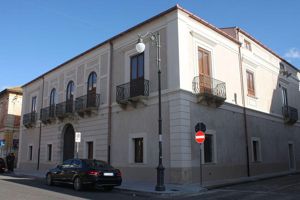 Scorcio di Palazzo Nieddu del Rio, Locri (Reggio Calabria)
