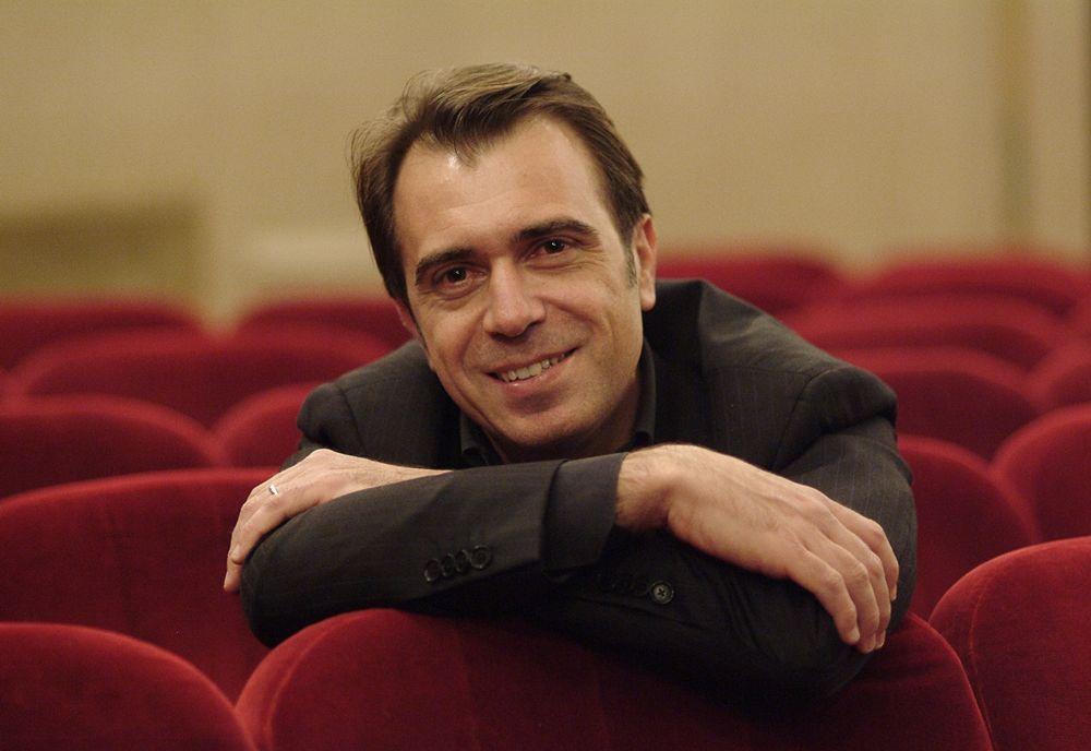 Il direttore d'orchestra Elio Orciuolo - Ph. Vito Mastrolonardo