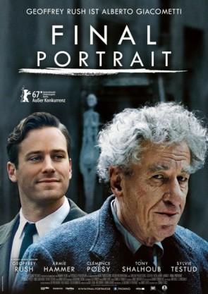 Final Portrait, film di Stanley Tucci