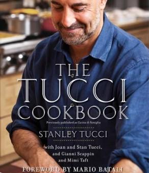 Il libro 'The Tucci Cookbook'
