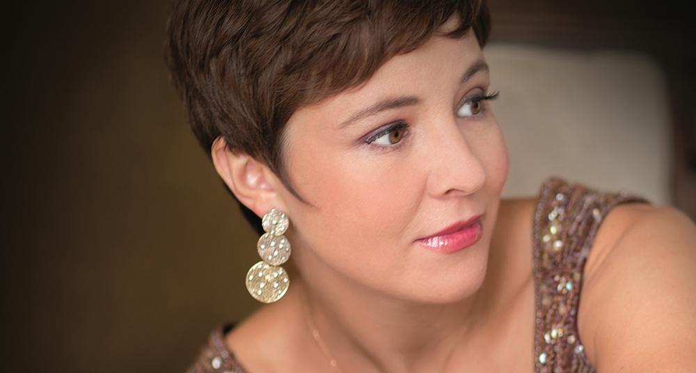 Il soprano Valentina Farcas