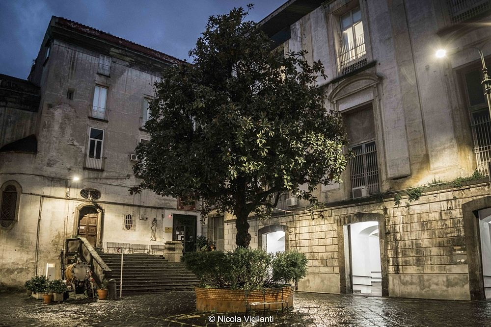 A spasso per Napoli dopo la pioggia - Ph. © Nicola Vigilanti