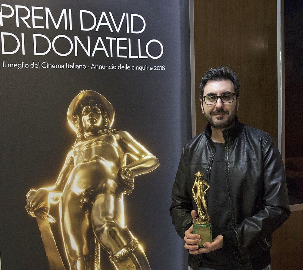 Il regista calabrese Alessandro Grande - Ph. © eventoLive