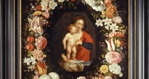 Madonna con Bambino e fiori: un capolavoro di Rubens e Brueghel in mostra a Napoli