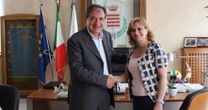 Decolla il progetto Cittadella della Musica Concentrazionaria. Visita a Barletta di Noemi Di Segni, presidente UCEI