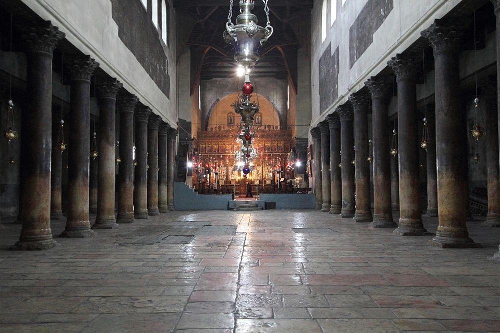 La Basilica della Natività a Betlemme - Ph. © Anna Svelto