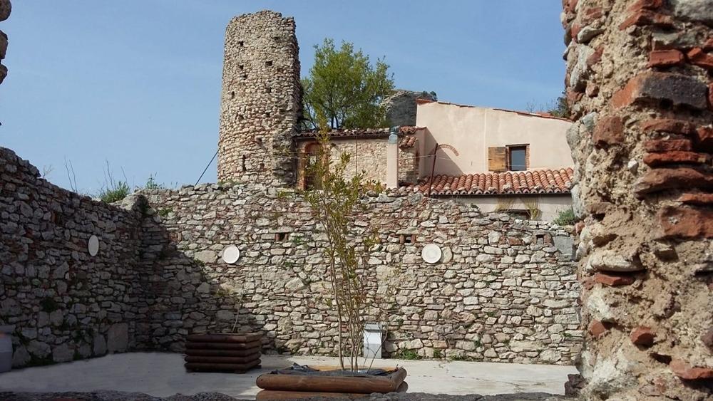 Edificio dell'antica Giudecca di Bova (Reggio Calabria)
