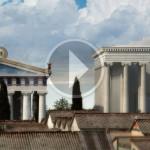 Siracusa greca nelle ricostruzioni in 3D del CNR: Oikos, Tempio di Apollo,Teatro, Specchi Ustori
