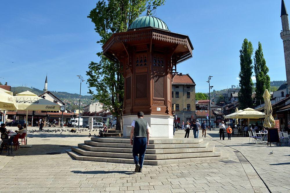 Per le vie di Sarajevo © Angela Capurso