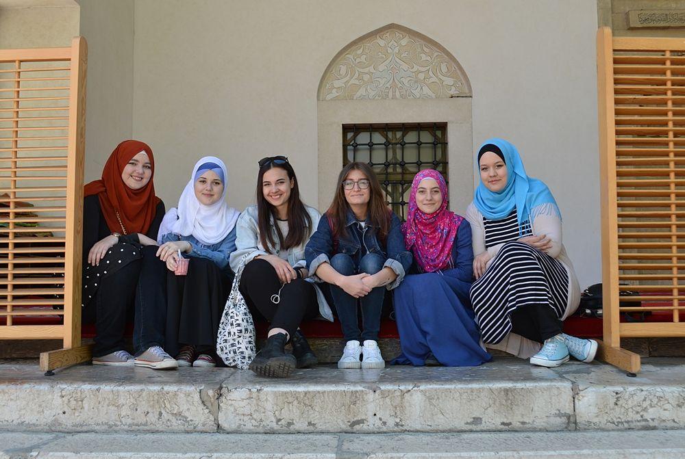 Scuola bosniaca musulmana, Sarajevo © Angela Capurso
