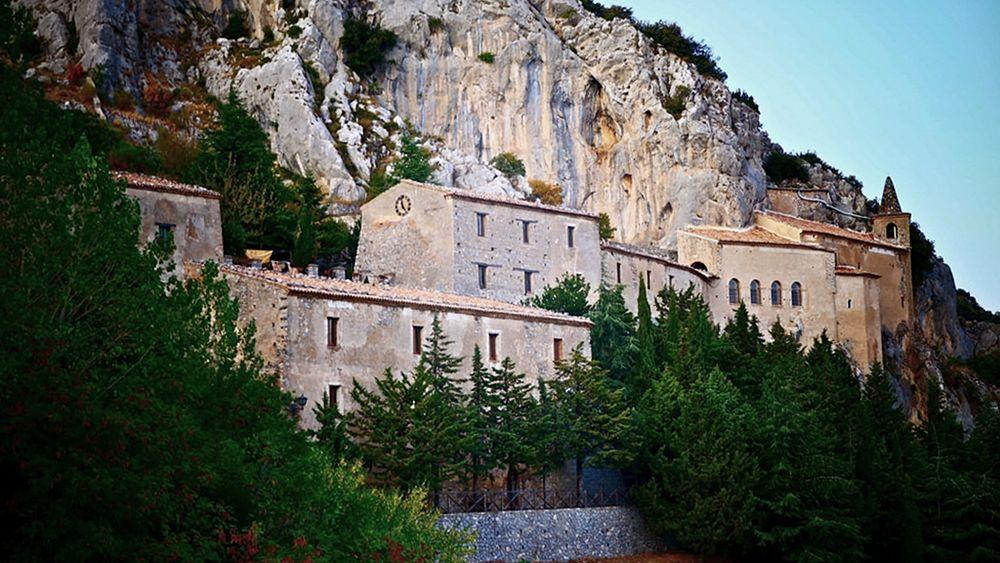 Santuario di S. Maria delle Armi, Cerchiara di Calabria - Ph. © Stefano Contin