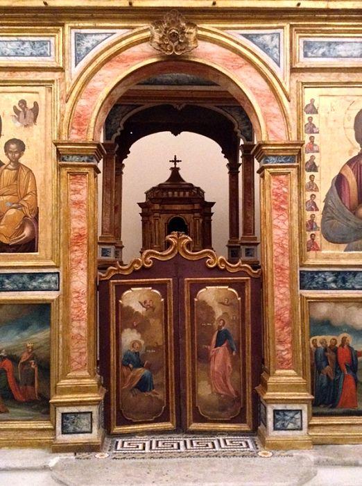 Porta Regale, Chiesa di S. Maria degli Angeli,  XVI sec., Barletta