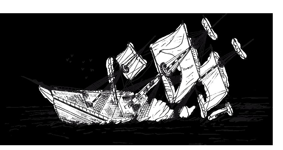 Galeotto fu il naufragio...