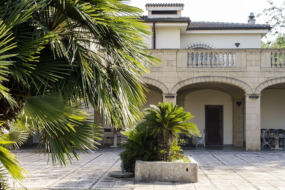 Uno scorcio della Home for Creativity Puglia, Lequile (Lecce)