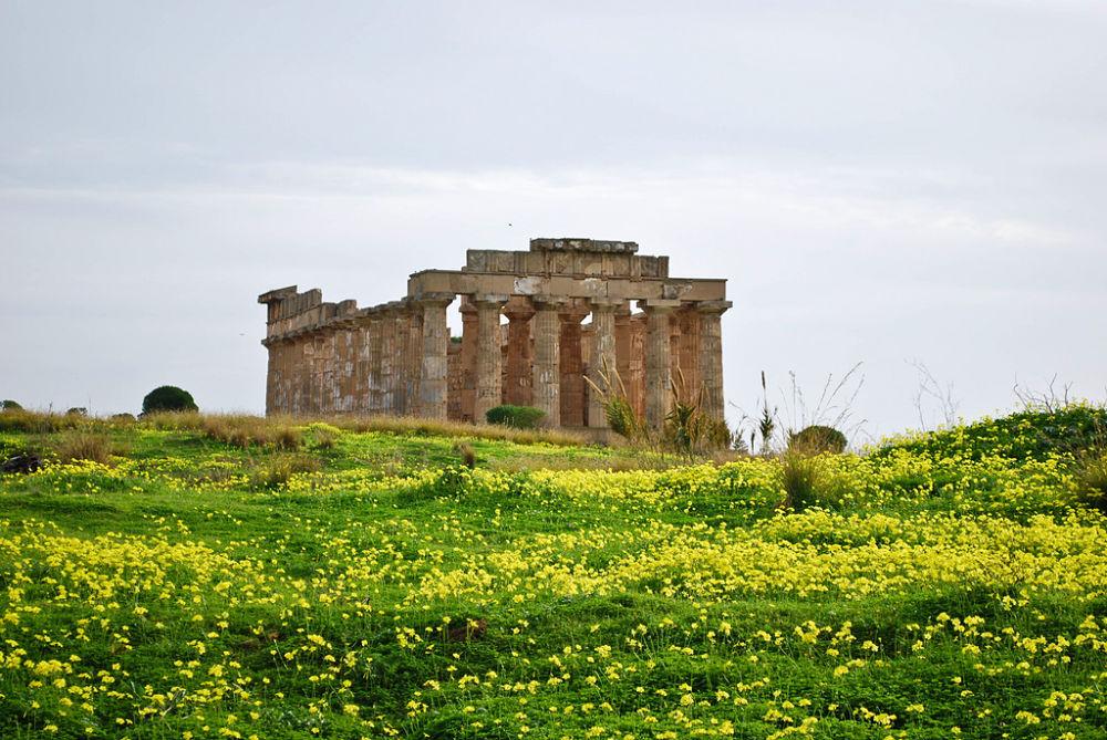 Tempio di Hera, Selinunte - Ph. Eduardo Mineo | ccby2.0