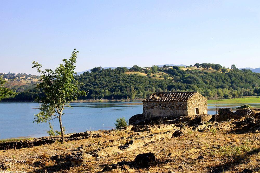 Resti della villa romana di Larderia, Roggiano Gravina (Cs) - Ph. © Gianni Termine