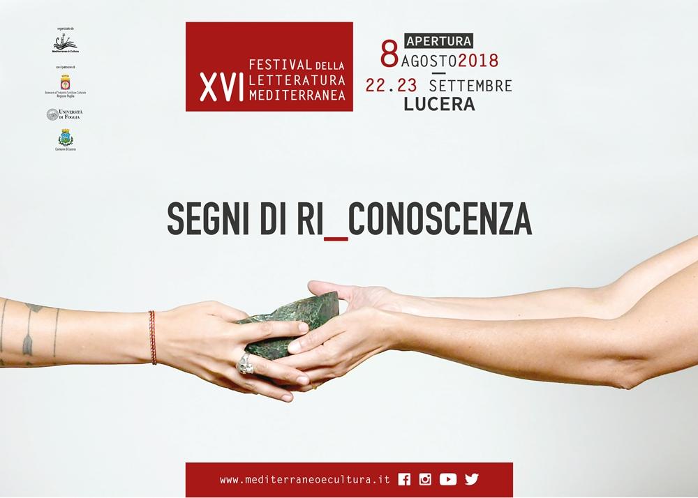 Festival della Letteratura Mediterranea (Lucera, 8 Agosto - 22/23 Settembre)