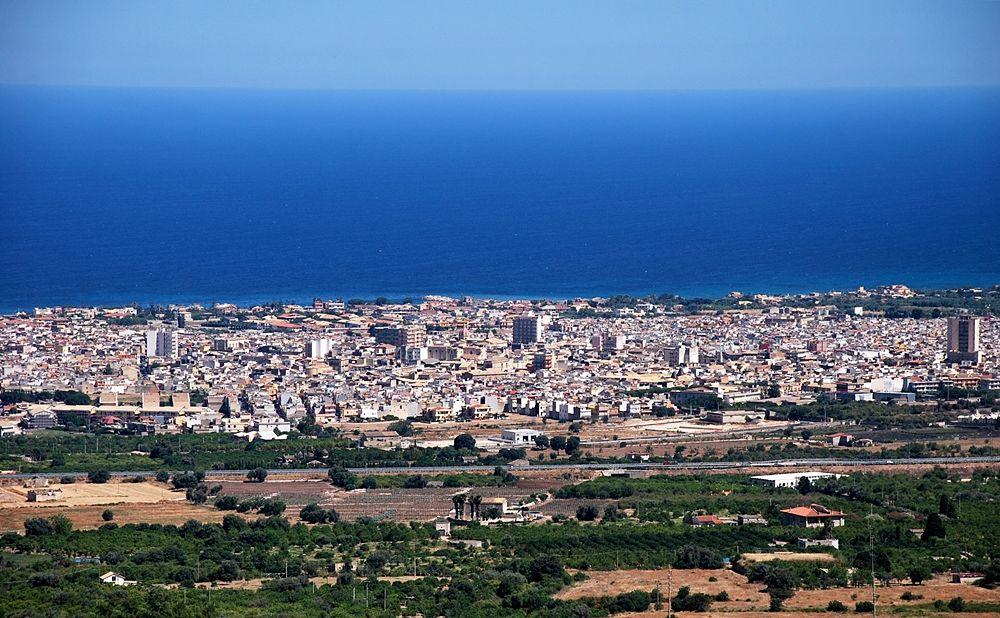 Veduta panoramica di Avola (Siracusa) - Ph. Lamberto Zannotti | ccby-sa3.0