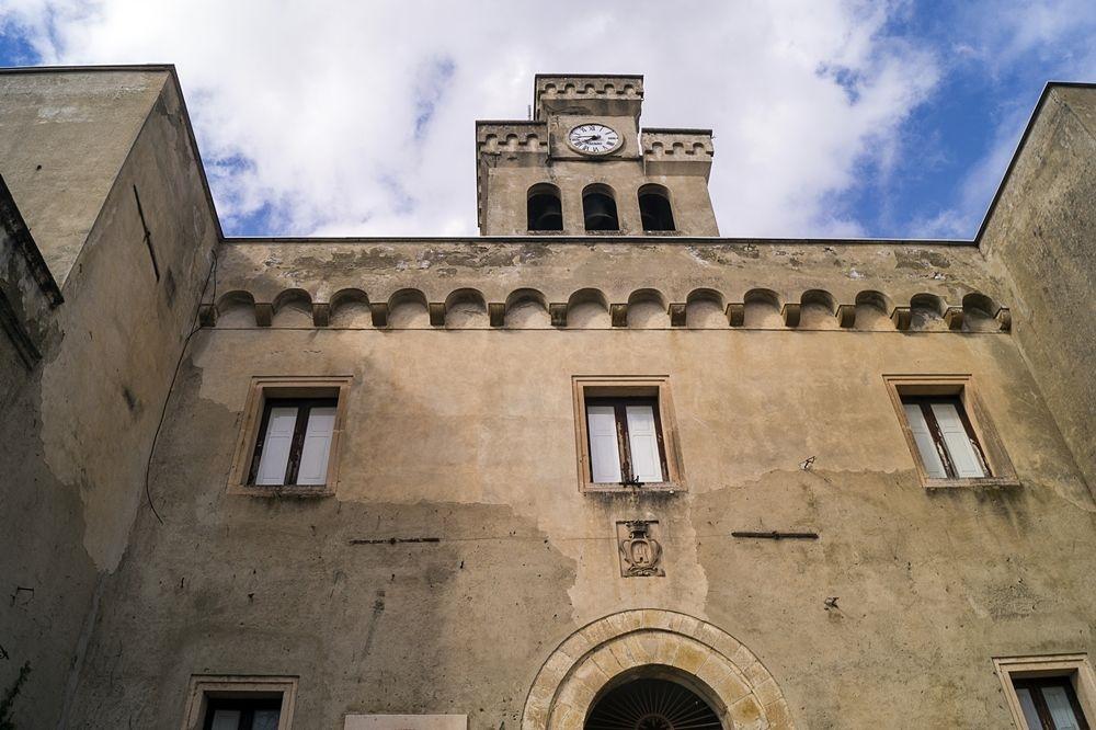 Scorcio del Castello Normanno di Rende (Cosenza), XI sec. - Image by Comune di Rende