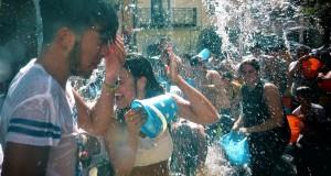 La festa più pazza del Sud Italia? 'A Chiena, nel borgo campano di Campagna